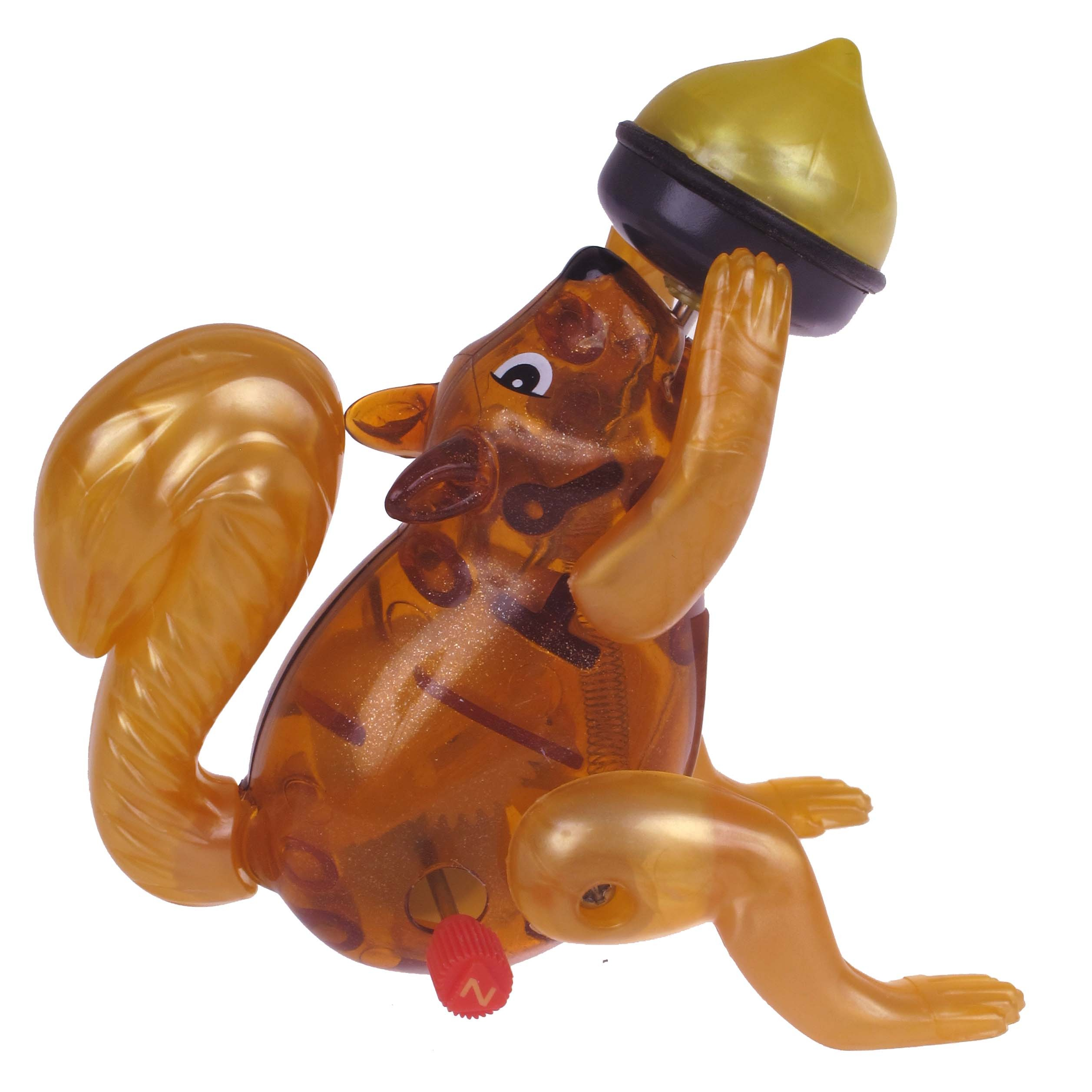 scamper squirrel wind up toy