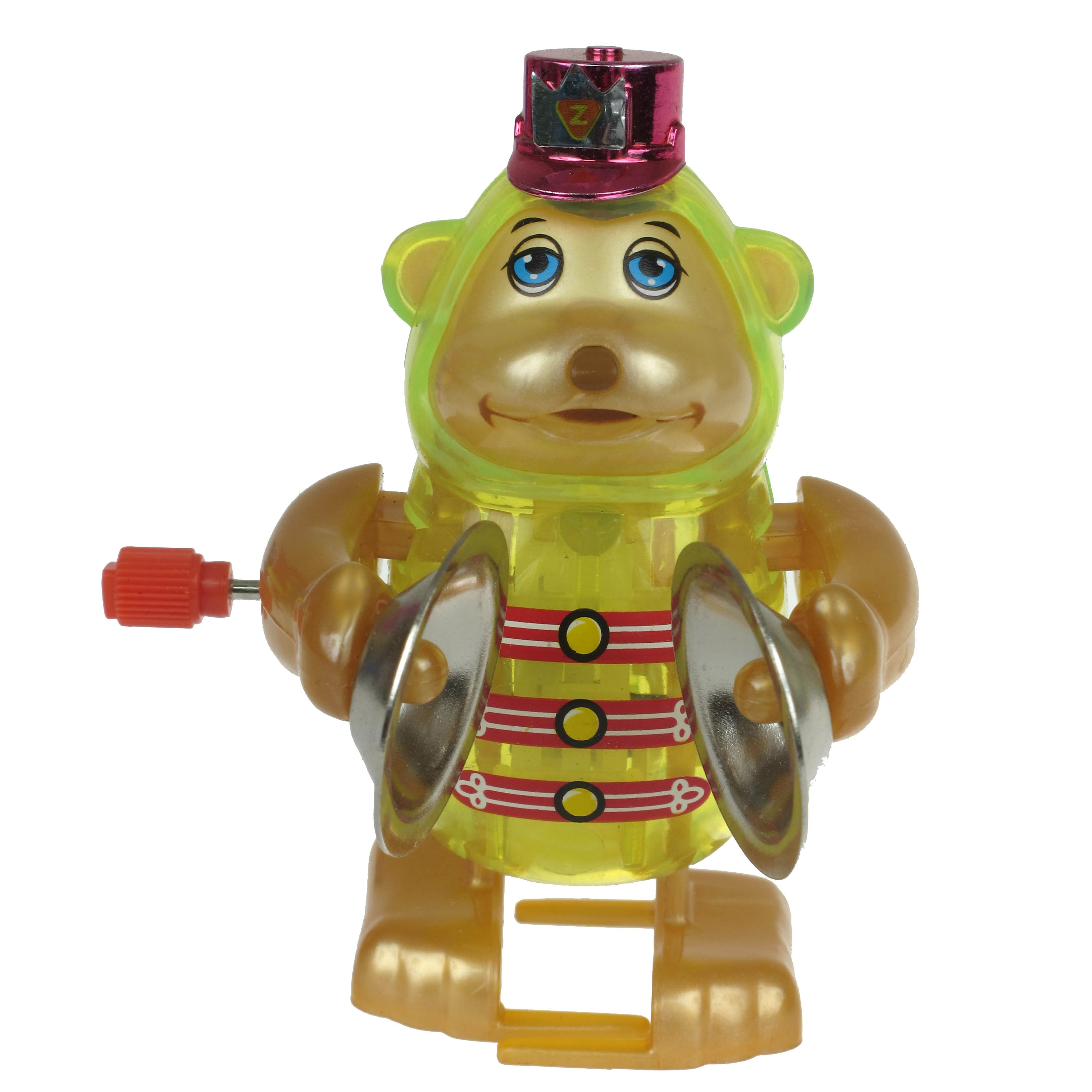 Tucker Monkey Cymbals Tomy Wind Up Toy