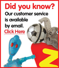 Our customer service is available via zwindups-cs@zwindups.com